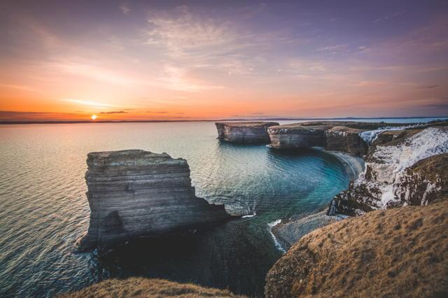 Bell Island Sunset