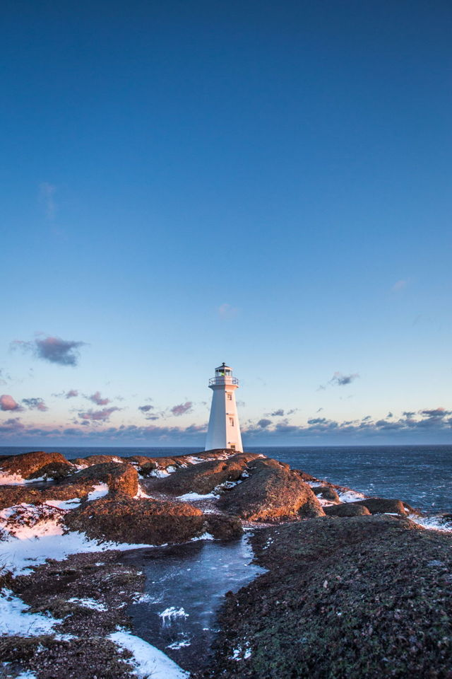 First Light, Cape Spear