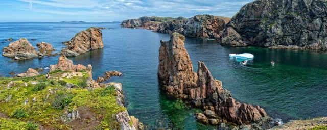 Spillar's Cove, Twillingate, Newfoundland