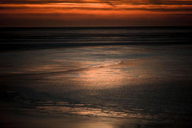 North Atlantic Sunrise
