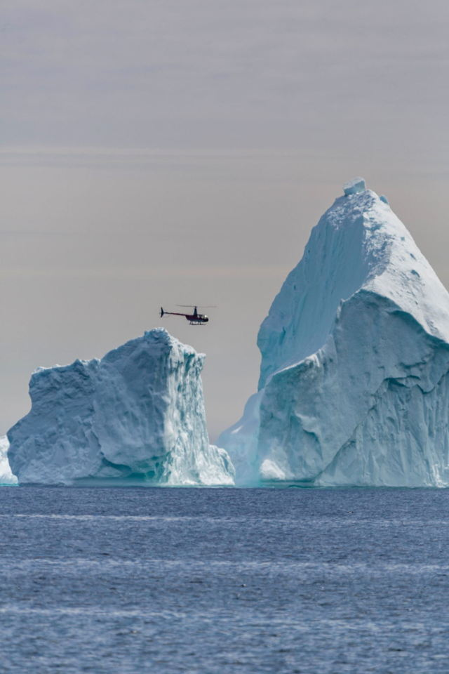 Ferryland Iceberg 2