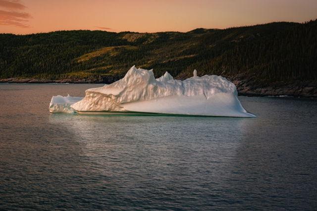 Iceberg Glow