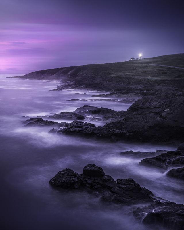 Mystical Coastline Cape.Spear