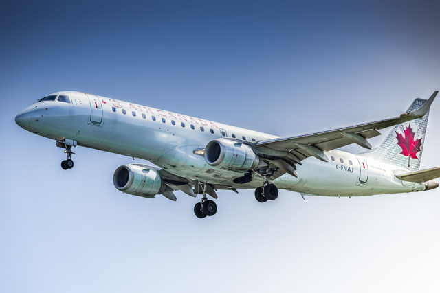 The AC Embraer 190