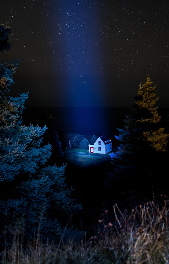 1 ba Cribbies House Light