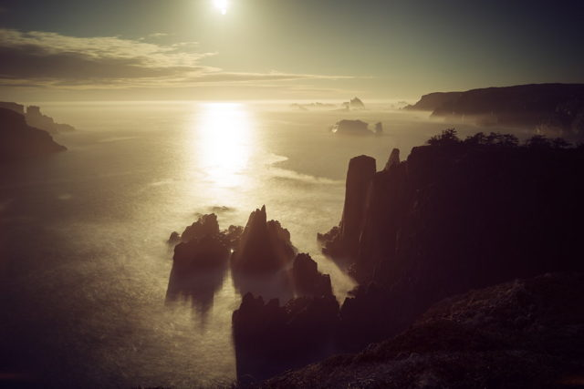 Iceberg Dawn 1
