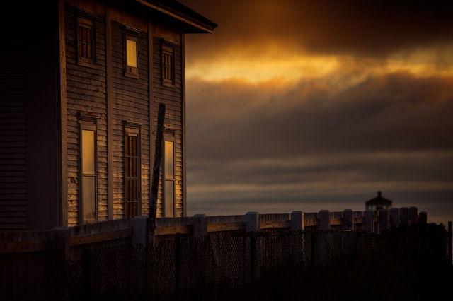 Sunrise at Cape Spear Lighthouse