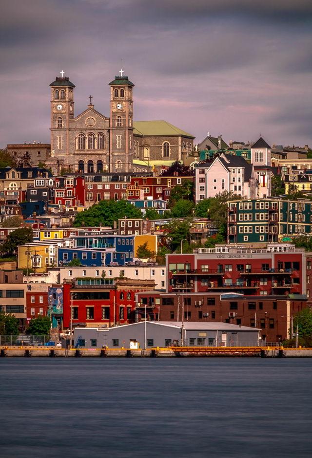 The Colourful Capital