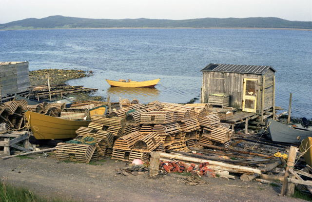 Frenchman's Cove, NL. - 1970s