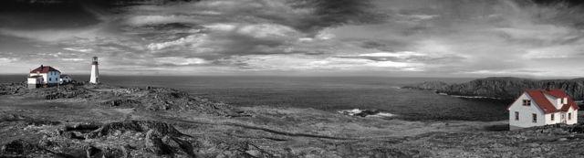 Cape Bauld Light, Quirpon Island, Newfoundland