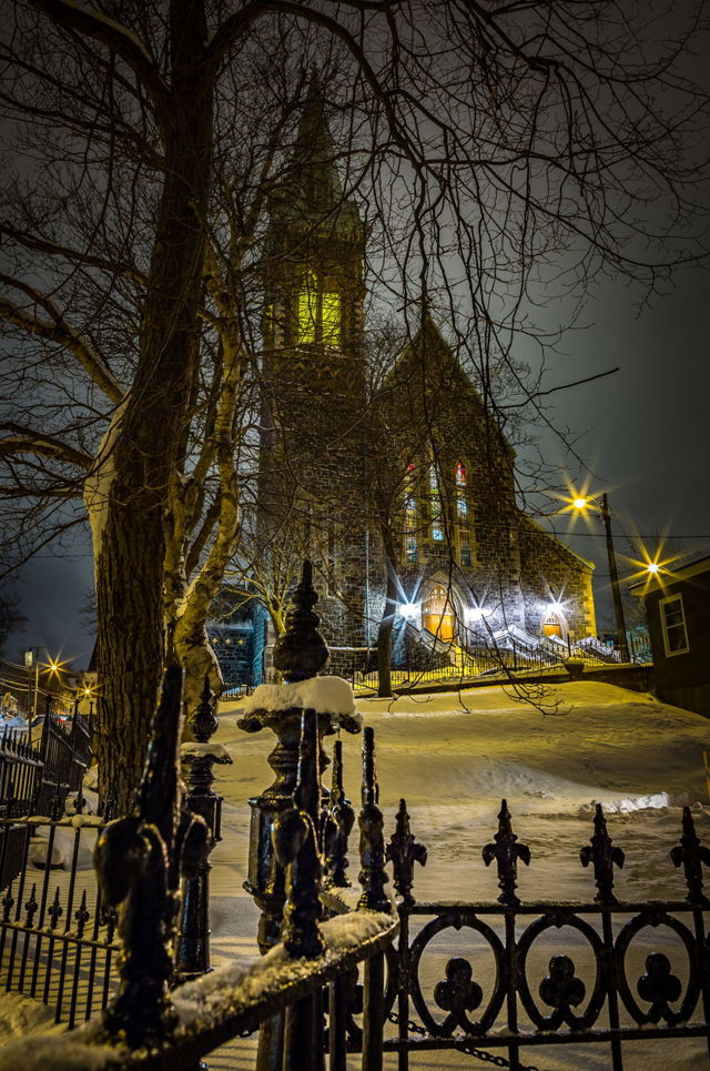 Evening Mass - St. Patrick's Church