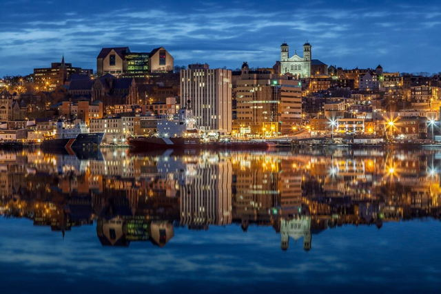City Lights - St. John's