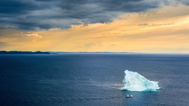 Iceberg Cruise