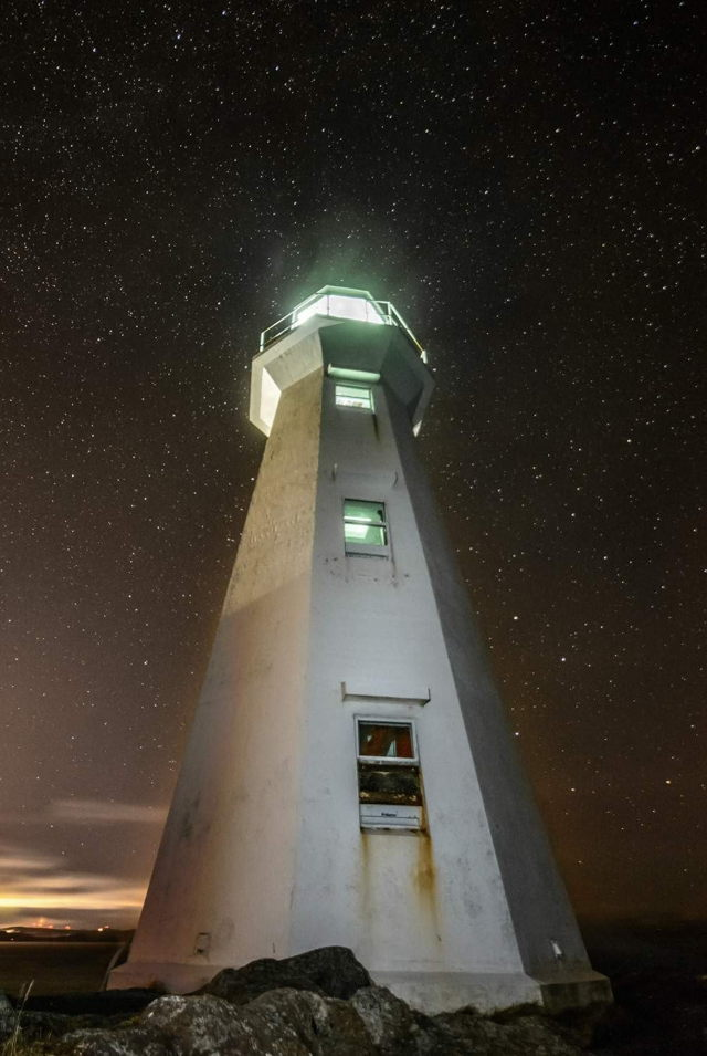 Cape Spear at Night
