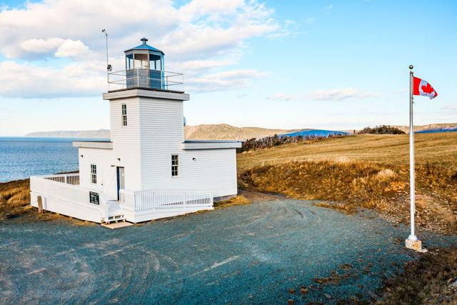 Lighthouse on B.I.