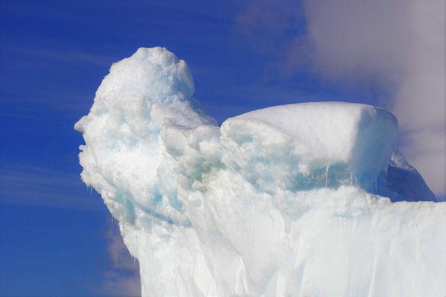 Antarctica - Angel Iceberg
