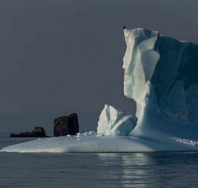 Iceberg and Eagle Champney's Arm 3