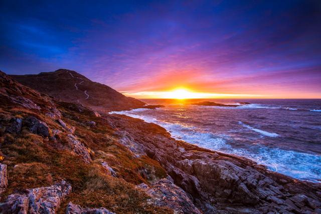 Fogo Sunset...