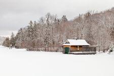 Meech Lake in Winter