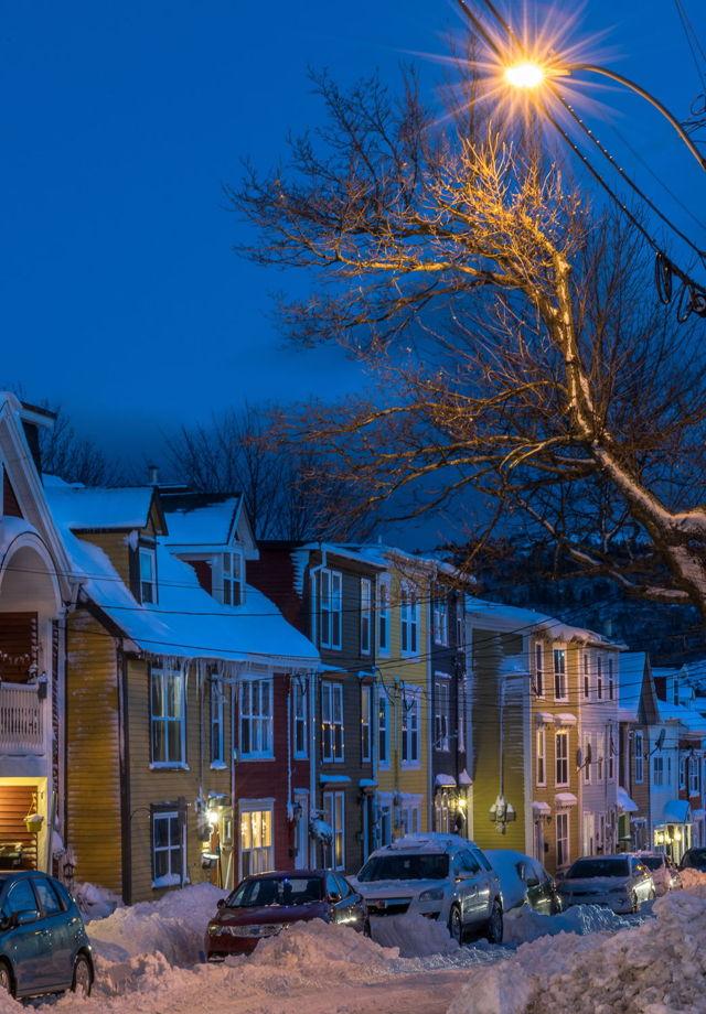 Colonial Street St. John's