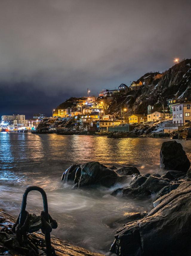 The Battery - Chain Rock - St. John's
