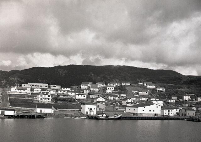 Harbour Breton, 1970's