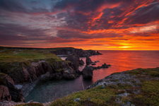 Newfoundland Sunrise - Elliston
