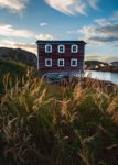 Old House Barr'd Islands