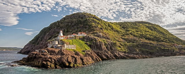 Fort Amherst, St. John's, Newfoundland