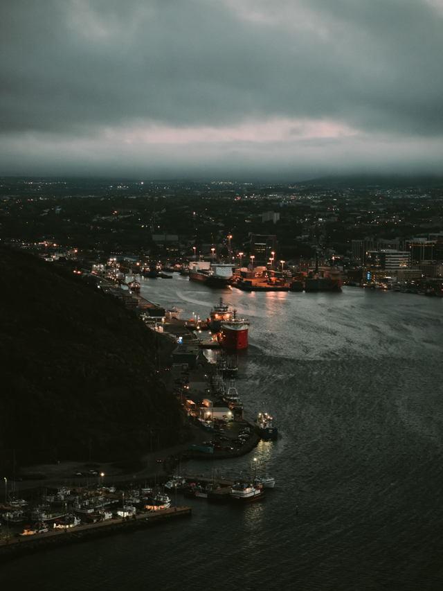 Dark Harbour