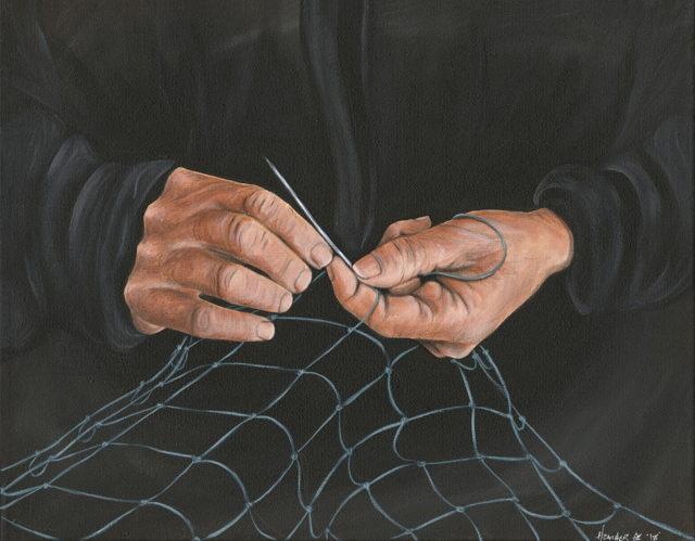 Working Hands - Poppy's hands