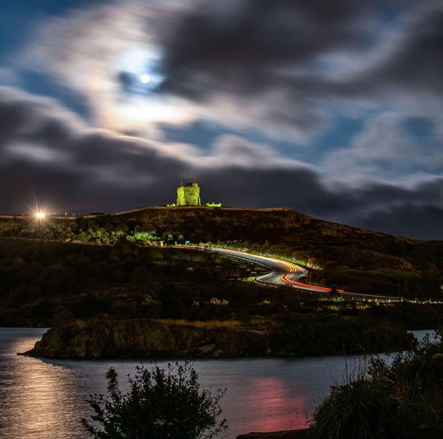 Signal Hill Moonlight