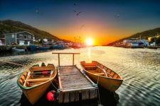 Petty Harbour Sunrise