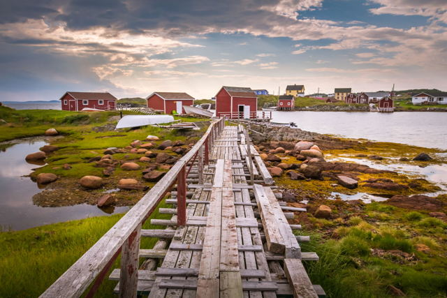 Baymen's Boardwalk