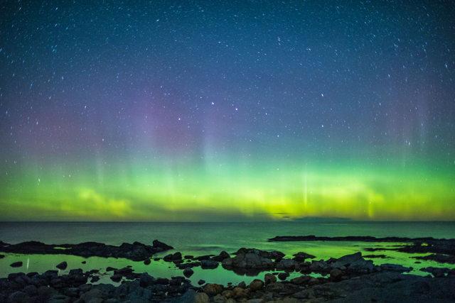 Broom Point Northern Lights 2