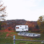 Old Camper in Brigus