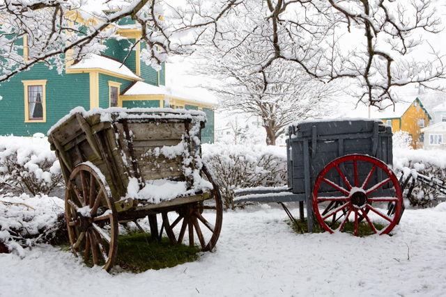 Historic Carts