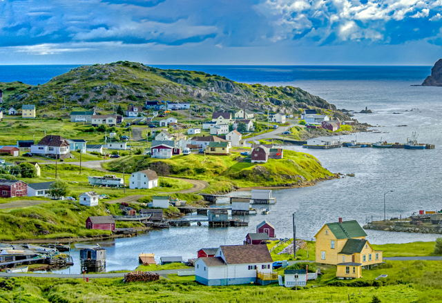 Durrell, Twillingate, Newfoundland