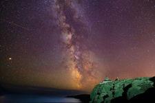 Cape Spear Milky Way