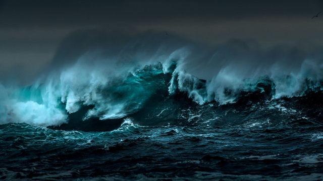 Ocean Wave Splendor