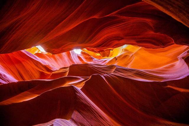 Canyon Curves - Arizona