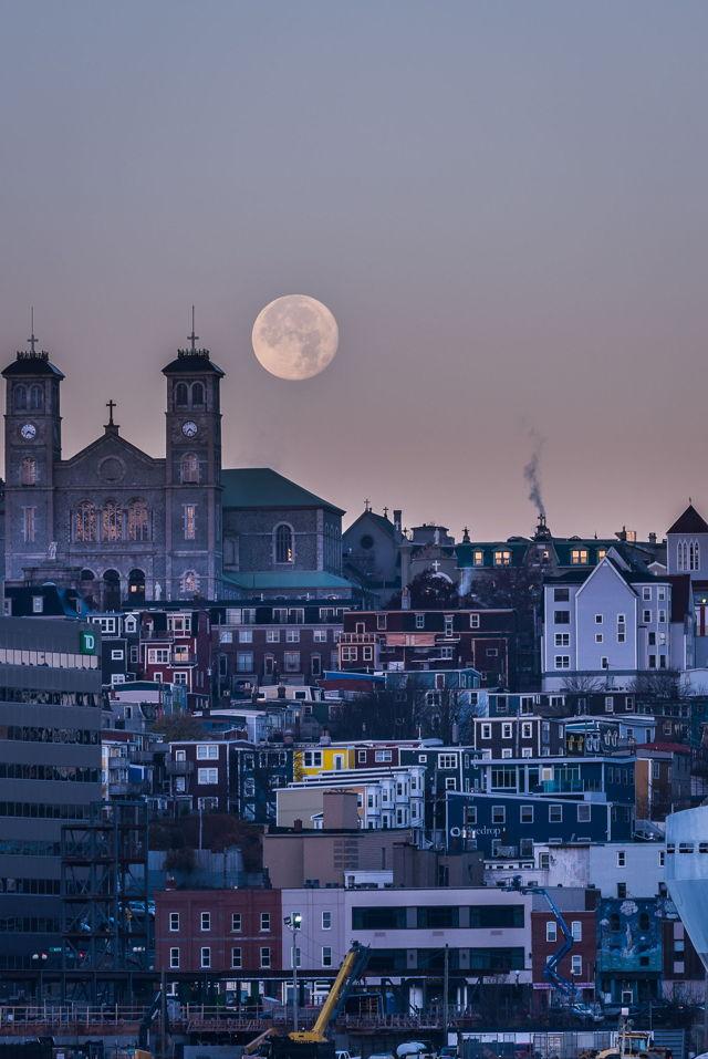 1 ba St. Johns Super Moon-2