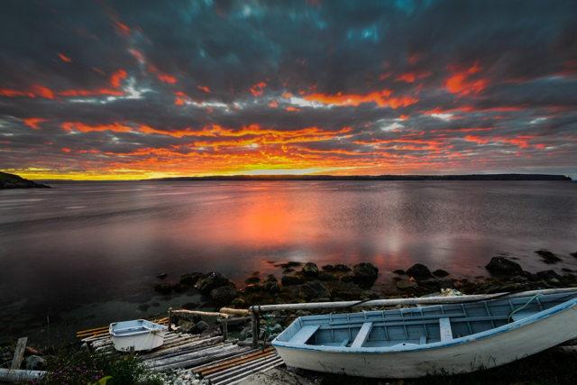 St. Phillip's Sunset