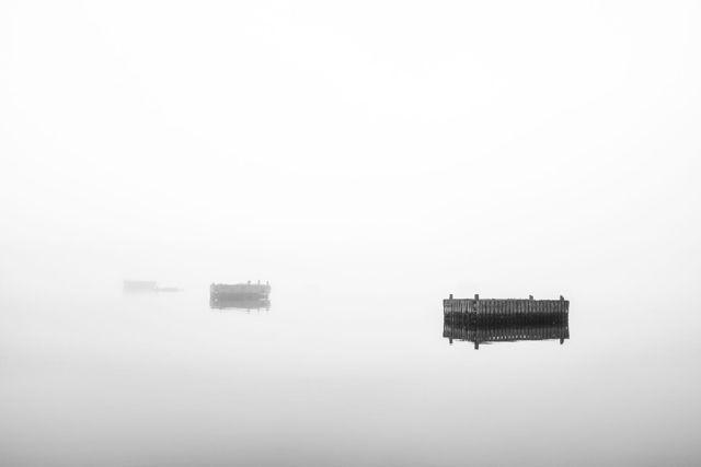 Fog on the Boom...