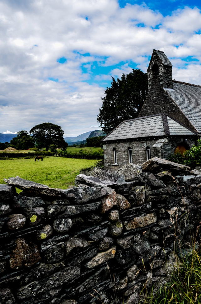 The Church. Wales