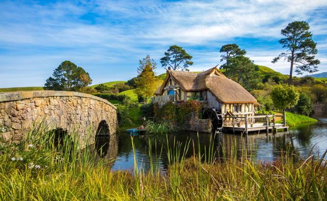 Hobbit Mill