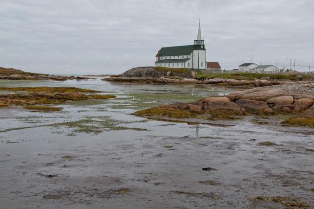 St. Luke's Across the Water