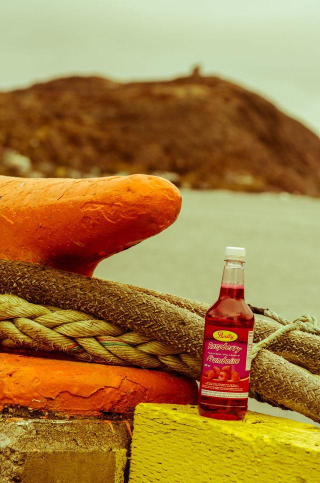 Newfoundland Traditions. Raspberry Syrup