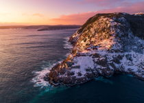 First Light at Fort Amherst