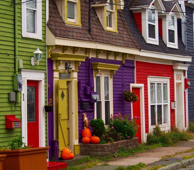 Halloween on York Street